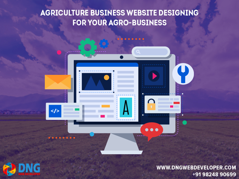 Agriculture Business Website Designing To Increase Your Agro-Business