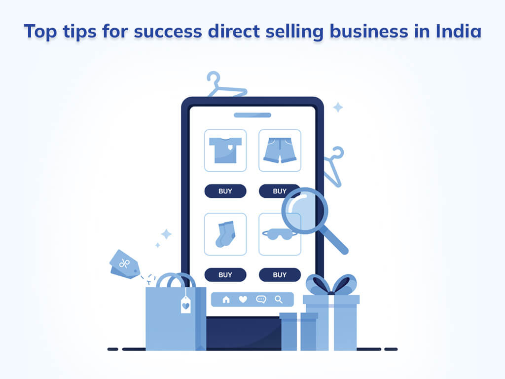 Top tips for success direct selling business in India